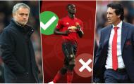 Ai thắng, ai thua nếu Eric Bailly ký hợp đồng với Arsenal?