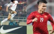 Đội hình kết hợp Việt Nam 2008 - 2018: Quang Hải đá cặp Công Vinh, Anh Đức!