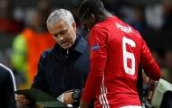 Mâu thuẫn Mourinho - Pogba: Điểm lại những màn khích bác 'chói tai'