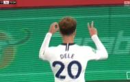 Bị fan Arsenal ném thẳng chai nước vào đầu, Dele Alli có phản ứng cực kì đẳng cấp