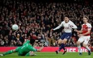 Hàng công thăng hoa, Tottenham đánh sập Pháo đài Emirates không thương tiếc