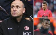 Phó tướng của Solskjaer đã nói gì về Carrick và Pogba tại Man Utd?