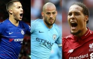 Đội hình xuất sắc nhất Premier League sau 1/2 hành trình: Cuộc chiến giữa 3 siêu cường