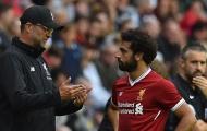 Klopp lần đầu thừa nhận vấn đề của Salah đầu mùa