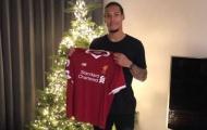 Ngày này năm xưa, Van Dijk 'đốt tiền' của Liverpool
