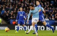 Silva: 'Khoảng cách 7 điểm với Liverpool là quá nhiều'