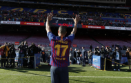 Tân binh Barcelona tiết lộ cái tên 'dụ dỗ' anh đến Nou Camp