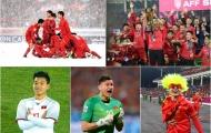 Từ 'tuyết Thường Châu' đến 'chảo lửa' Mỹ Đình: Một năm rực rỡ của bóng đá Việt Nam