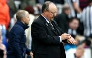 Ghế HLV tại Leicester lung lay, Benitez đã được nhắc đến