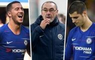 Góc Chelsea: 3 người thắng, 3 kẻ thua sau 6 tháng HLV Sarri dẫn dắt