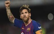 Kết thúc năm 2018, Messi vẫn là sát thủ đáng sợ nhất
