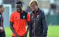 Liverpool một lúc đẩy đi 5 cầu thủ ở phiên chợ Đông