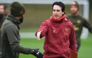 Sốc! Hành động dại dột, sao Arsenal nguy cơ bị Emery trừng phạt