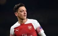 Phá vỡ im lặng, Ozil lên tiếng sau trận Arsenal 4-1 Fulham