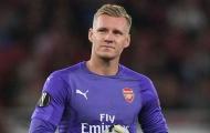 Phát ngán Leno, Arsenal tung 14 triệu bảng giải cứu 'người thừa' Real