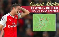 Granit Xhaka thực sự là 'cục nợ' trong trận Arsenal 4-1 Fulham?