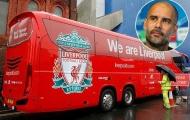 Liverpool dựng xe bus tại Manchester, Firmino mờ nhạt