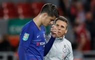 Zola: 'Morata cần biết mình đang chơi cho Chelsea, không phải Southamton'