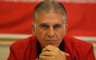 """HLV Iran: """"Chúng tôi phải dùng chung phòng thay đồ với các đội khác"""""""