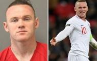 NÓNG! Wayne Rooney bị bắt giam trên đất Mỹ