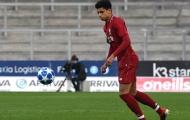 Truyền nhân 16 tuổi của Van Dijk sắp đi vào lịch sử Liverpool