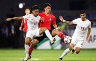 Vắng Son Heung-Min, Hàn Quốc suýt mất điểm trước Philippines