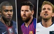 Messi, Mbappe, Kane và những ngôi sao đắt đỏ nhất thế giới hiện tại