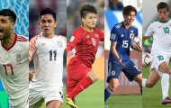 'Ảo thuật gia' của ĐT Việt Nam vào top 10 cầu thủ xuất sắc lượt 1 Asian Cup