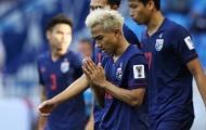 Chanathip tự hào vì tinh thần chiến đấu của tuyển Thái Lan