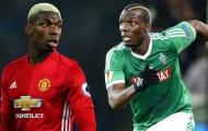 Liverpool giải quyết bài toán hàng thủ bằng Pogba?