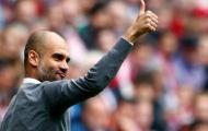 Thắng 9 bàn, Pep Guardiola chúc mừng đối thủ