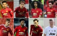 7 'viên ngọc thô' của Man Utd đang chờ HLV Solskjaer khai sáng