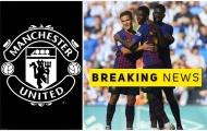 Chuyển nhượng 11/01: Đón 2 cái tên, M.U ra giá khủng lấy Coutinho; Chelsea đã có 'tân binh'