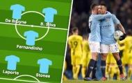 Đụng Wolves, Man City ra sân với đội hình nào?