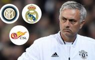 NÓNG: Mourinho chính thức lên tiếng về việc đến Real, Inter và Benfica