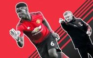 Biến Pogba thành 'quái thú', Man United cần làm một điều ở chợ Đông
