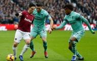 Khóc hận bởi người cũ, Arsenal ngày càng rời xa top 4