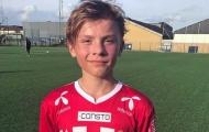 Xong! Man Utd chiêu mộ 'thần đồng' 14 tuổi, đồng hương của Solskjaer