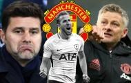 Chấn thương của Kane ảnh hưởng thế nào tới Man Utd và Tottenham?