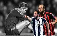Gia nhập Chelsea, Higuain đối mặt với 'thử thách' từng hạ gục Torres
