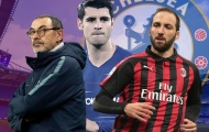 Chelsea và canh bạc mang tên Gonzalo Higuain