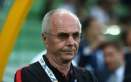 Nóng! Thua đau ở Asian Cup, HLV Eriksson chia tay Philippines