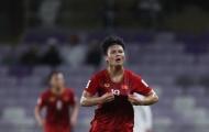 Quang Hải 'vô đối' ở giải Cầu thủ xuất sắc nhất vòng bảng Asian Cup