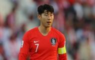 TRỰC TIẾP Hàn Quốc 2-1 Bahrain: Vất vả đi tiếp (KT)