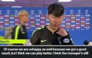ĐT Hàn Quốc vào Tứ kết, Son Heung-min tiết lộ điều khiến anh không hài lòng
