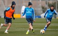 Real Madrid làm gì trong ngày Barca rầm rộ ra mắt tân binh?