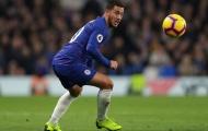 Sarri: 'Hazard không phải là một thủ lĩnh'