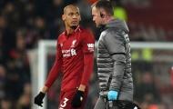 Fabinho chấn thương, Liverpool mất hết hậu vệ phải?