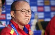 Park Hang Seo muốn 'giảm tải' khi gia hạn với VFF