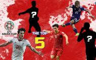 Top 5 cầu thủ xuất sắc Tứ kết Asian Cup: 1 tuyển thủ Việt Nam được vinh danh